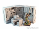 Librarian reading corner (unpainted)