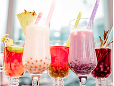 НОВИНКА Bubble TEA