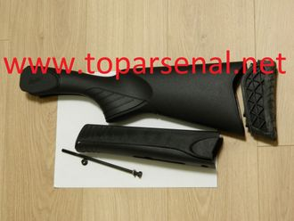 Baikal MP-27/Izh-27, Spartan-310 plastic set: forend, buttstock, pad, mounting screw for sale