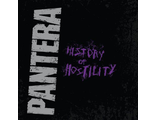 Pantera - History of Hostility LP colored
