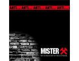 "Mister X ""Anti"" (No Pasaran Records / Street Beat Records / Ромуальд)"