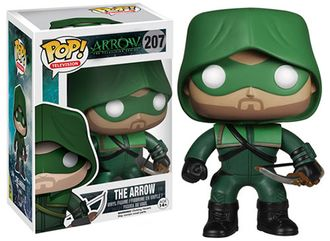 Funko Pop! Television: Arrow - The Arrow | Фанко Поп! Сериал: Стрела - Стрела