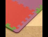 Угловой бордюр для ковриков пазлов Funkids 4 шт