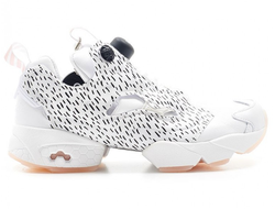 Reebok Naked Instapump Fury SC Dynasty Pack White Женские  (36-40)