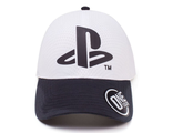 Бейсболка Difuzed: Playstation: Logo Seamless Curved Bill Cap