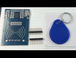 Модуль RFID системы контроля доступа + RFID карта + RFID брелок