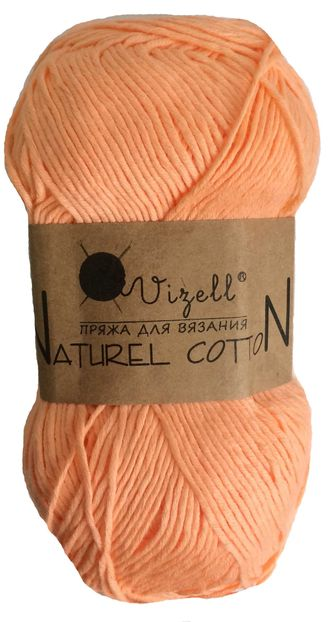 Vizell Naturel cotton персик