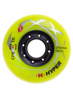 Hyper Create+G yellow 76мм/85A