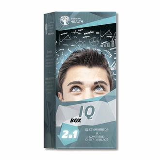 """Набор """"IQBox"""" (Интеллект) препараты для работы мозга"""