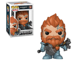 Фигурка Funko POP! Vinyl: Games: Warhammer 40K: Space Wolves Pack Leader