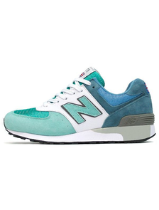 NEW BALANCE 576 MINT WHITE BLUE
