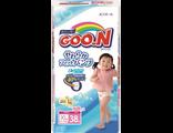 Трусики GooN / Гун BIG(12-20 кг - 38шт (девочка)