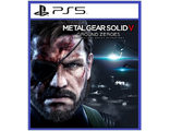 Metal Gear Solid V: Ground Zeroes (цифр версия PS5) RUS