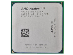Процессор CPU AMD ATHLON 2 455