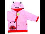 Детский плащ дождевик Божья коровка Skip Hop Zoo Raincoat Ladybug