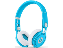 Beats Mixr by David Guetta Neon Blue