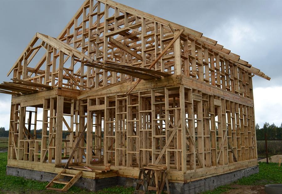 Строим дом по канадской технологии своими руками