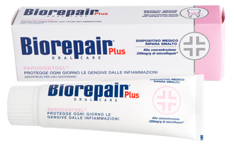 Зубная паста Paradontgel Plus, BioRepair, 75 мл.