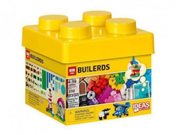Конструктор LEPIN 42003 BUILDING BLOCKS SET, 232 дет.