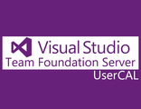 Microsoft Visual Studio Team Foundation Server CAL SNGL Lic/SAPk OLP NL User CAL 126-00371