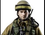 Боец бригады Гивати - Израиль - коллекционная фигурка 1/6 IDF Givati Brigade in Gaza Strip DK 80001 - D&K WorkShop