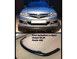 Сплиттер для губы Модуло рест \ Splitter for front lip A spec 06-08