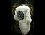 Женская весенняя куртка белая 002-123