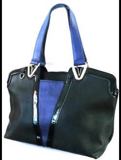 Кожаная сумочка ELEGANZZA