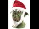 ГРИНЧ - похититель Рождества, маска Гринча, страшная маска, ужасная маска, латексная маска, маски