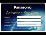 KX-NSE101X Ключ-опция для подключения 1 сотового телефона к ip АТС KX-NS500UC, KX-NS1000 Panasonic ц