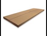 Упаковка панелей  Dipline в жесткий ящик