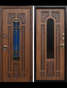 Металлическая дверь Юг Лацио Vinorit