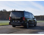 Discreetly armored VIP MPV Mercedes-Benz V250d/300d long/extra long W447 RWD/4Matic in CEN B4, 2020-2021YP