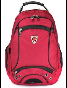 Рюкзак SWISSWIN 1565 Red
