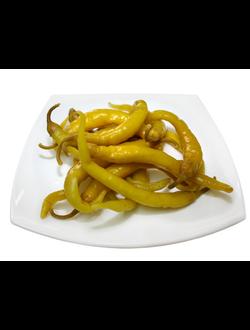 Перец - соленый,острый - зеленый