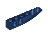 Wedge 6 x 2 Inverted Right, Dark Blue (41764 / 4225582)