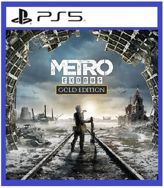 Metro Exodus Gold Edition (цифр версия PS5) RUS