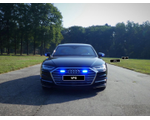 New premium class armored limousine based on Audi A8L D5 Quattro in CEN B4, 2021-2022YP