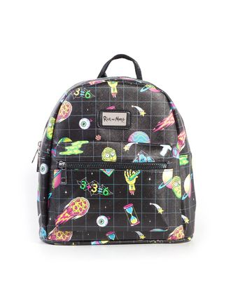 Рюкзак Difuzed: Rick and Morty All Over Sublimation Printed Ladies Backpack