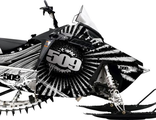 509 Polaris PRO RMK Graphics Kit - 2011-2015 [787]