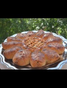Пироги из русской печи