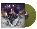 EPICA The Solace System LP NB ANNIVERSARY GREEN