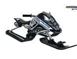 37004 Снегокат Snow Moto Polaris Rush Blue&White