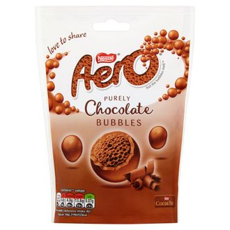 NESTLE AERO  BUBBLES BAG 113 ГР (Европа)