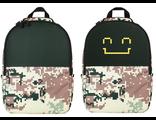 Пиксельный рюкзак Upixel Camouflage Backpack зеленый