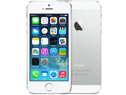 Купить iPhone 5S 16Gb Silver LTE в СПб