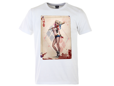 Футболка Harley Quinn, купить футболку Harley Quinn в Москве