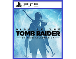Rise of the Tomb Raider (цифр версия PS5) RUS/PS VR