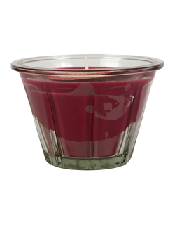 Аромасвеча 200578 CANDLE BOUG-GOURM MIXED BERRIES D12XH8 PARAFFIN