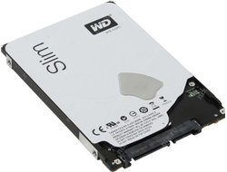 Жесткий диск Western Digital Slim  Blue WD10SPCX-08HWS 1 TB Б/У